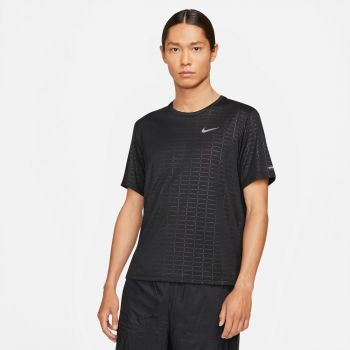 NIKE-AS M NK RN DVN MILER SS EMBOSS Men
