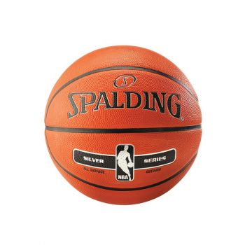 SPALDING-NBA SILVER IN/OUT Unisex