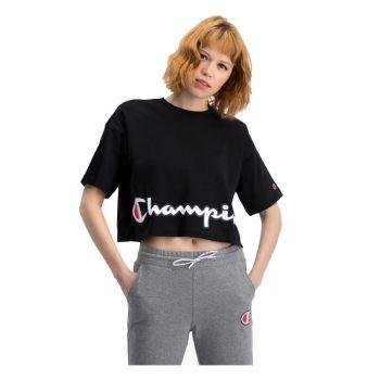 CHAMPION-CREWNECK T-SHIRT Women