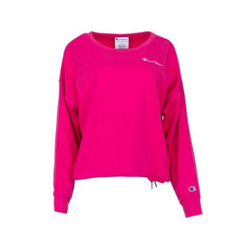 CHAMPION-FRENCH TERRY CROPPED CREW Women