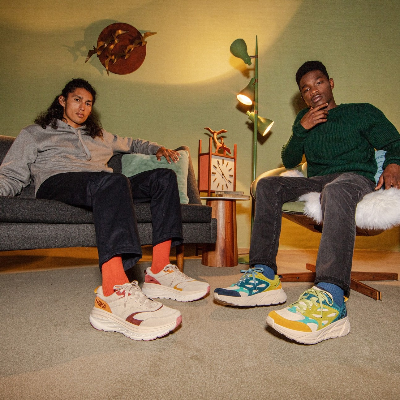 """HOKA ONE ONE SUEDE PACK """"EXPRESS YOURSELF"""""""