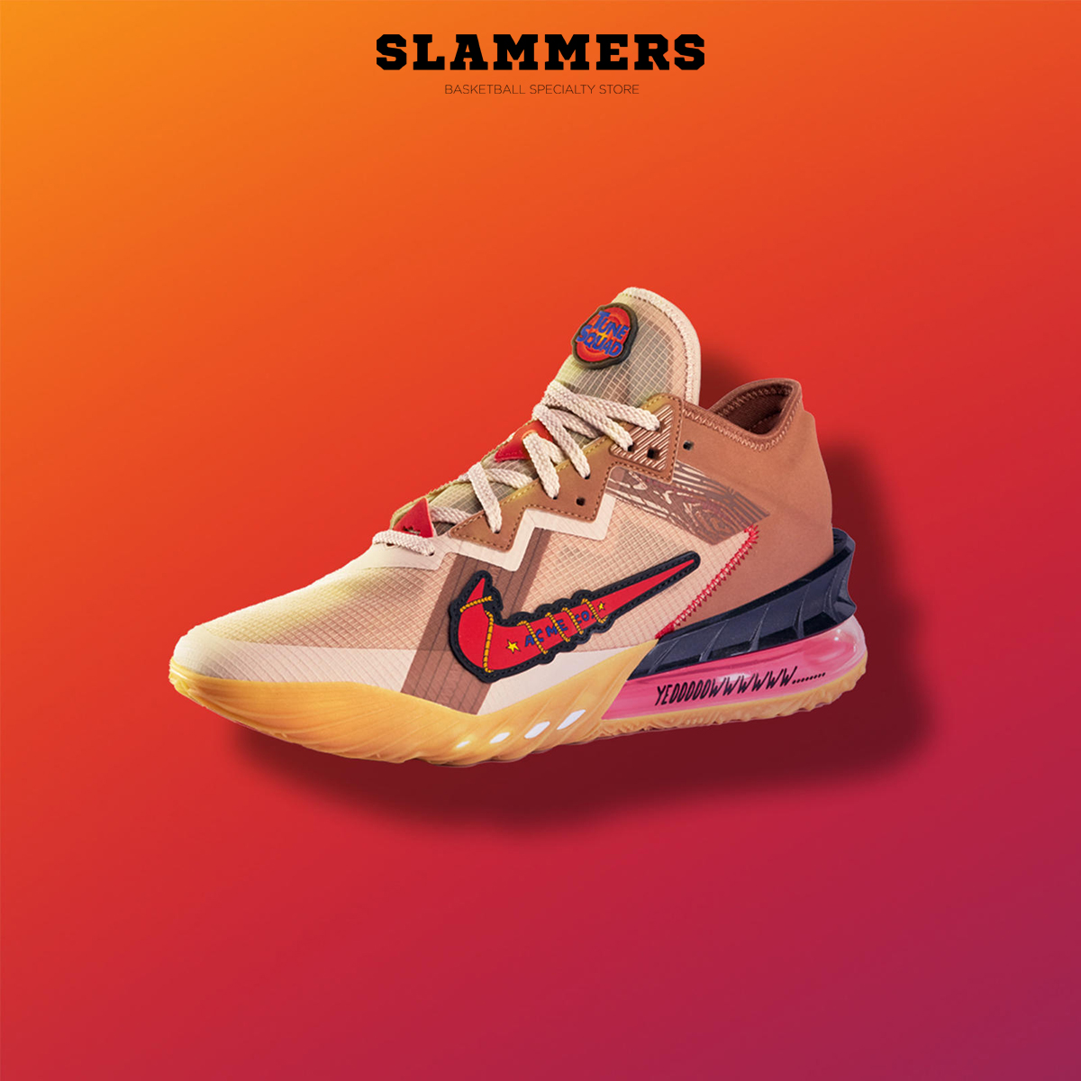 Nike x Space Jam