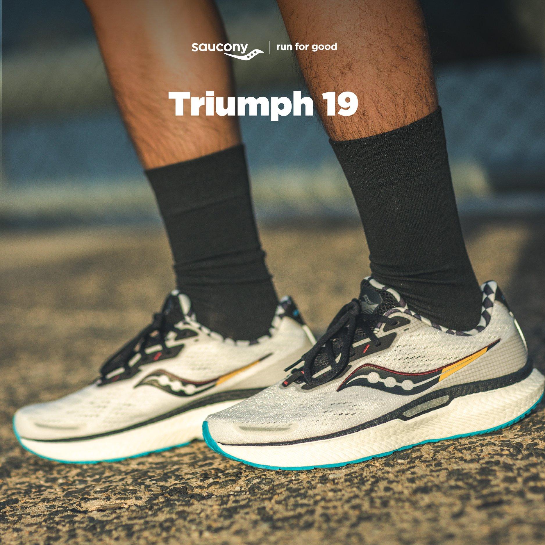 Saucony Triumph 19