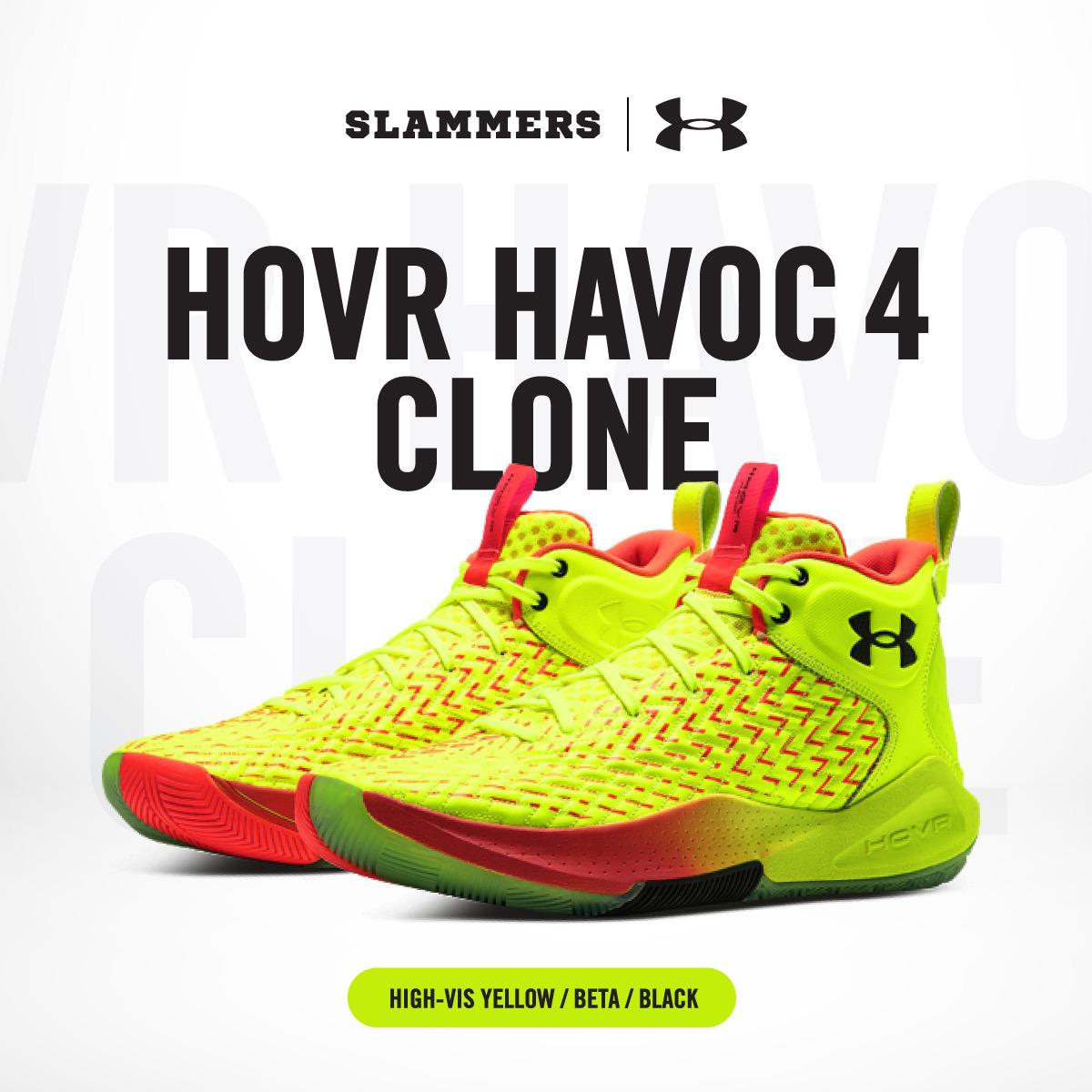 HOVR HAVOC 4 CLONE